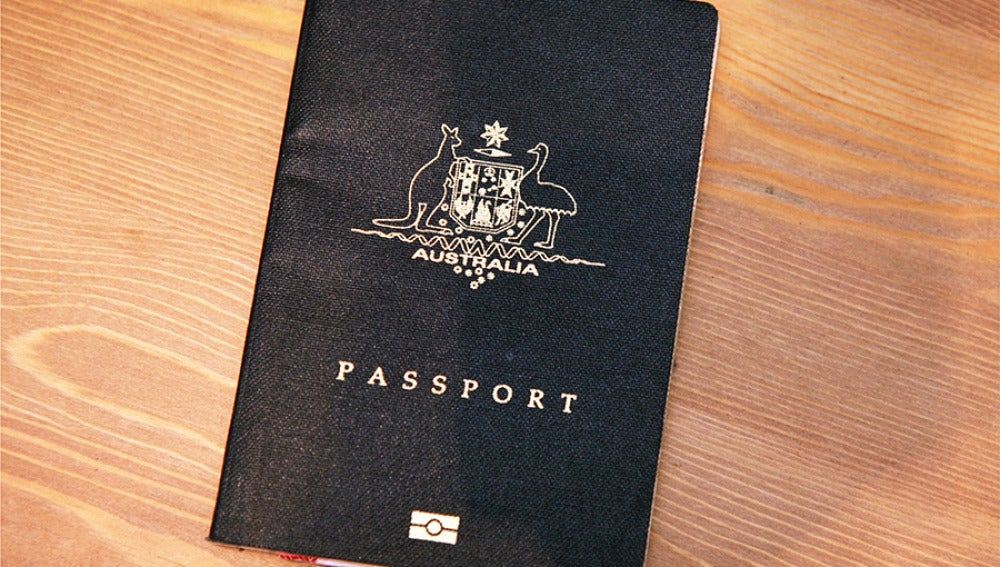 Pasaporte de Australia