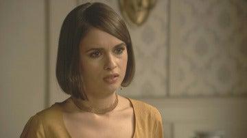 Beatriz descubre el santuario de la muerte de Lucía
