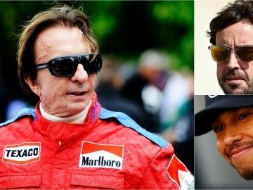 Fittipaldi, bicampeón del mundo de F1