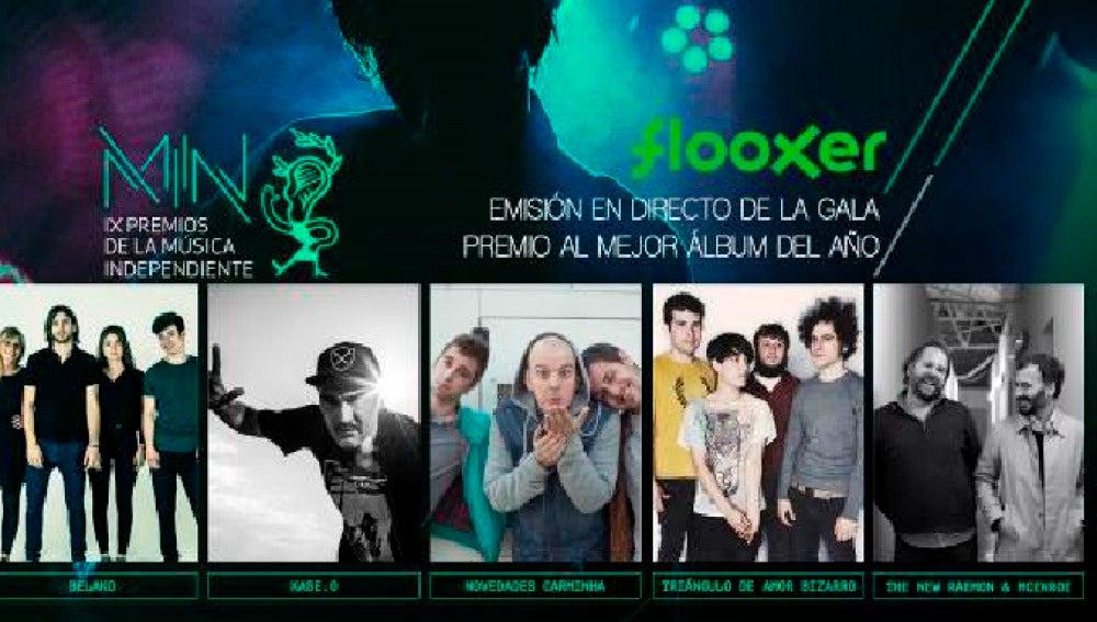 IX edición de los Premios Min
