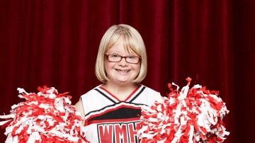 Lauren Potter en 'Glee'