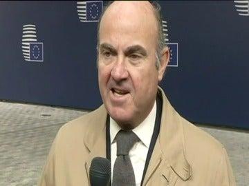 Frame 1.774239 de: De Guindos dice España está infrarrepresentada en instituciones económicas de la UE