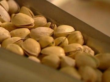 Frame 17.954561 de: La cosecha del pistacho se dispara por encima de los cereales y el oliva