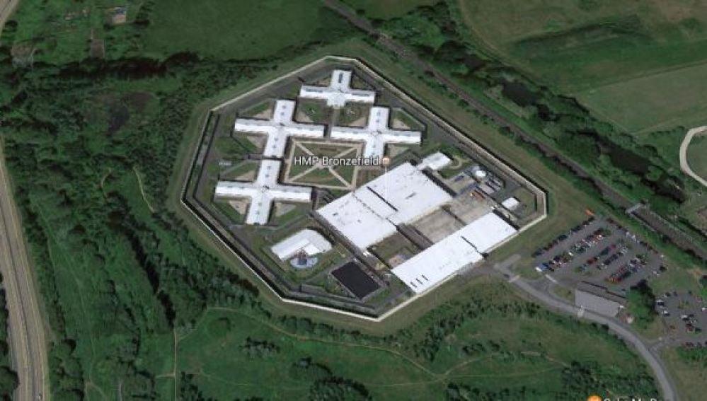 HMP Bronzefield, cárcel de mujeres en la que seguirá cumpliendo condena