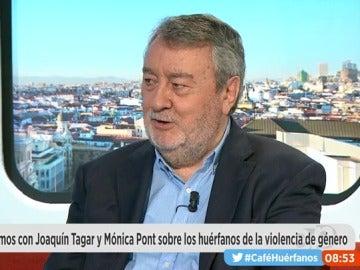 """Frame 1290.588539 de:  Joaquín Tagar: """"Hay casos en los que el niño ve cómo el padre mata a su madre"""""""