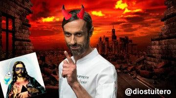 Se desata el Apocalipsis en 'Top Chef' por @diostuitero