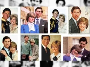 Frame 22.114325 de: Las fotos oficiales trataban de ocultar que medía lo mismo que el príncipe Carlos