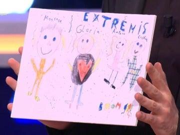 Frame 23.260433 de: Un dibujo para las 'Extremis'