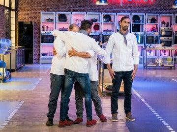 El equipo gris gana la competitiva guerra de restaurantes
