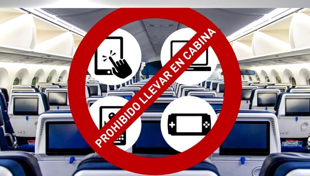Frame 5.616128 de: El veto de Reino Unido y EEUU a los aparatos electrónicos en vuelos respondería a una amenaza yihadista