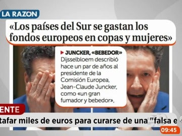 Frame 17.546666 de: Las declaraciones más polémicas de Dijsselbloem, que ahora ataca a los países del sur de Europa