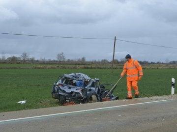Dos mujeres y un niño han fallecido tras un accidente de tráfico