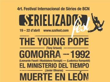 Cartel Serializados Fest