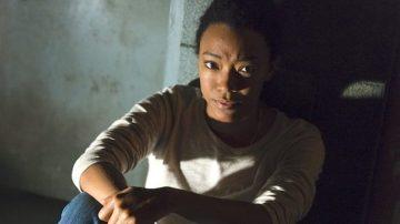 Sonequa Martin-Green en 'The Walking Dead'
