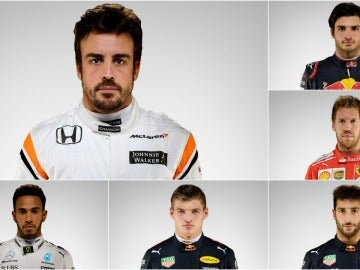 ¿Quién crees que es el mejor piloto de Fórmula 1 en la parrilla de 2017?