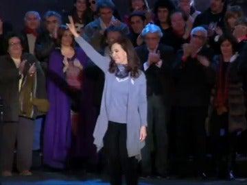 Frame 25.994102 de: La expresidenta de Argentina, Cristina Kirchner, se enfrentará a un juicio por fraude al Estado