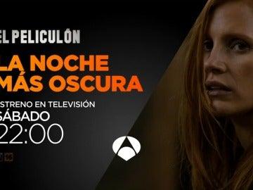 Frame 8.300598 de: El Peliculón estrena 'La noche más oscura', ganadora de un Oscar