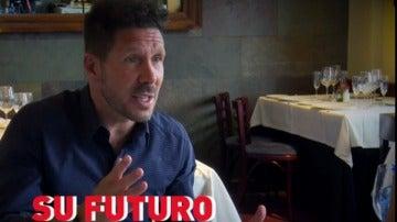 Entrevista al 'Cholo' Simeone