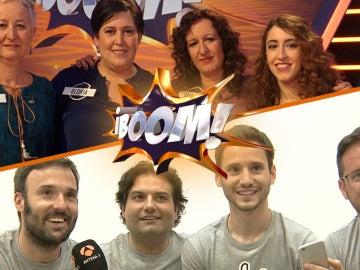 ¿Qué hacen los 'Rockcampers' y las 'Extremis' compartiendo una noche de ocio?