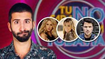 Así sonaría 'Súbeme la radio' por Shakira, Dani Martín o Amaia Montero