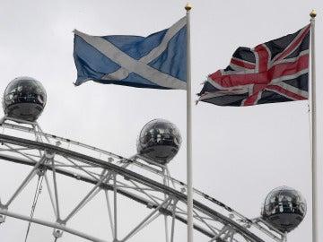 El London Eye se paró durante el ataque en Londres