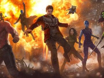 ¿Estáis listos para 'Guardianes de la Galaxia Vol. 2'?