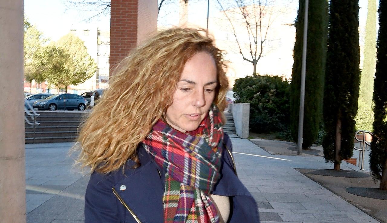 Rocío Carrasco ratifica su demanda contra Antonio David