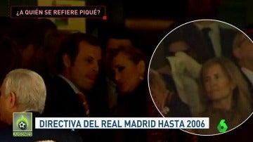 Frame 16.206665 de: ¿Quién es Marta Silva? La persona que señala Piqué en su 'rajada' contra el Real Madrid
