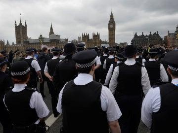 Minuto de silencio en solidaridad por las víctimas del atentado en Londres