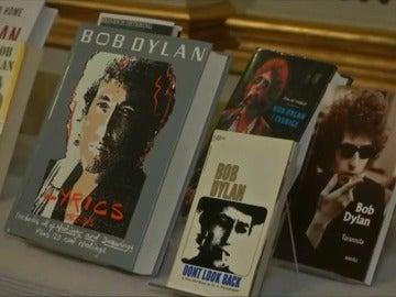 Frame 35.381564 de: Bob Dylan recibirá el Nobel de Literatura este fin de semana en Estocolmo