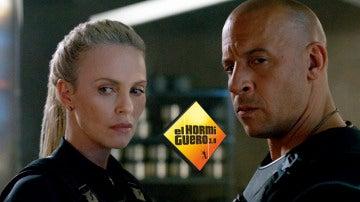 Gana una entrada doble para ver a Vin Diesel y Charlize Theron en vivo y en directo en 'El Hormiguero 3.0'
