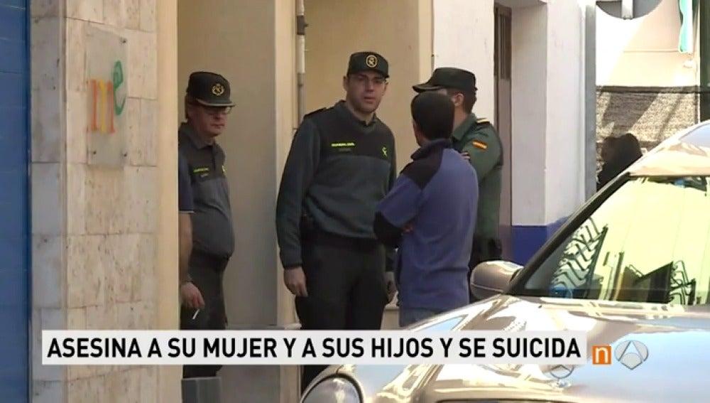 Frame 69.178476 de: Asesinan a una mujer y a sus dos hijos en Campo de Criptana en un posible caso de violencia de género