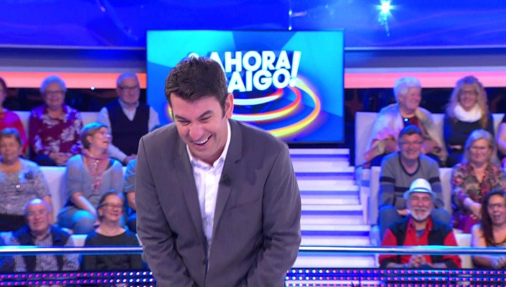 Arturo Valls confiesa su anécdota más divertida