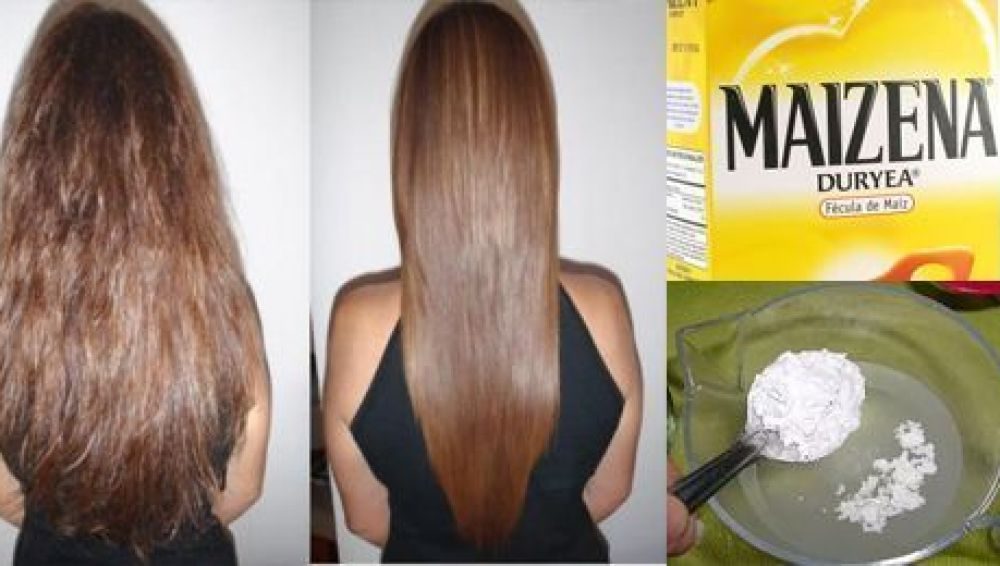Alisado de cabello natural