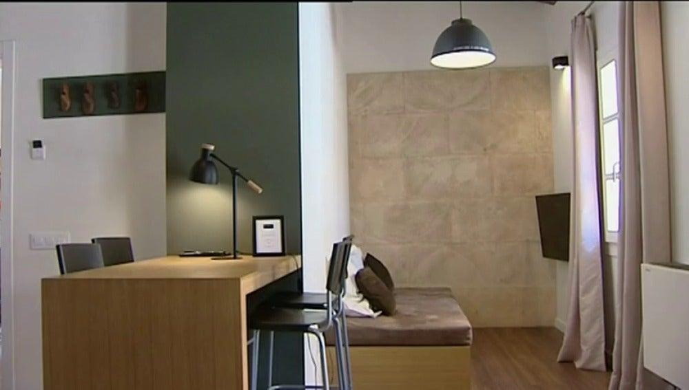 Frame 20.256541 de: En Palma solo podrán alquilarse pisos a turistas en edificios para ellos