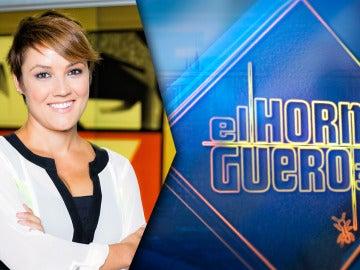 La periodista Cristina Pardo presenta su nuevo programa en 'El Hormiguero 3.0'