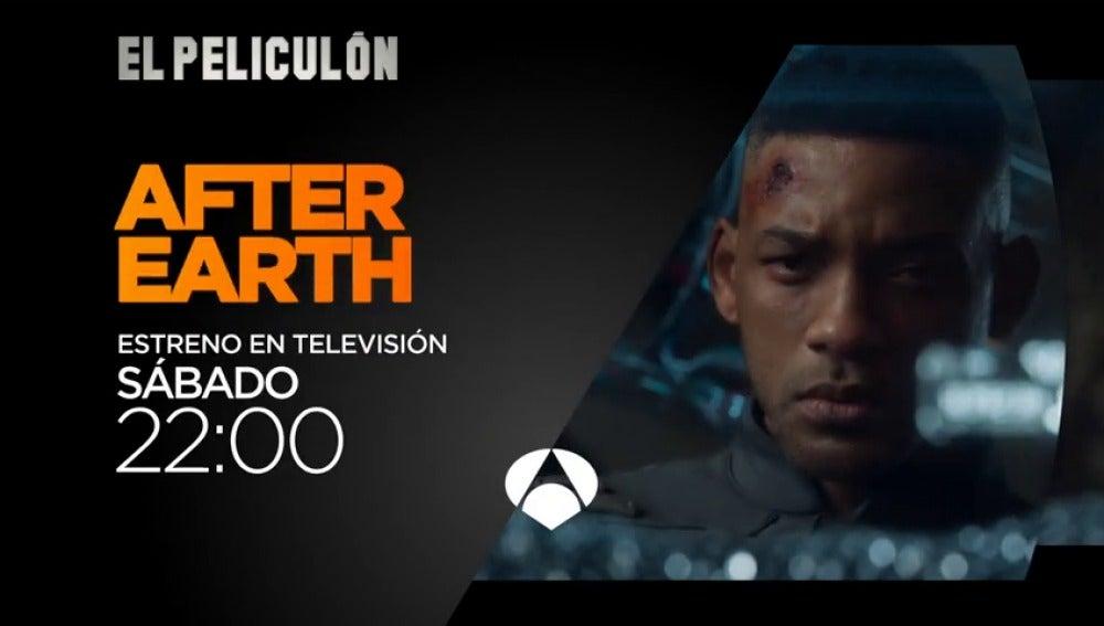 Frame 8.877758 de: Llega el apocalipsis a El Peliculón con el estreno de 'After Earth'
