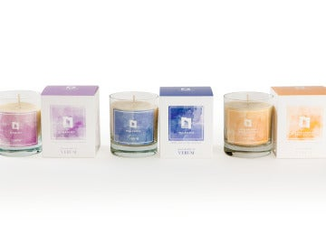 ¿Quieres que tu hogar huela a vino? Enciende una de estas velas.