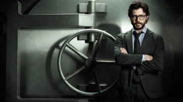 Álvaro Morte es El Profesor