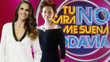 Nuria Fergó, la invitada especial de la cuarta gala de 'Tu cara no me suena todavía' se convertirá en Paloma San Basilio