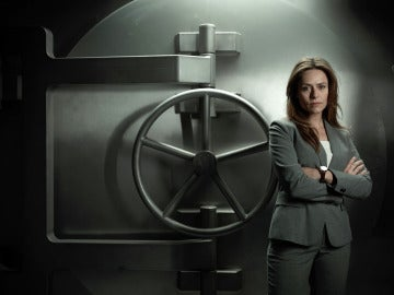 Itziar Ituño es Raquel, la inspectora Murillo