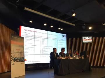 Presentación del estudio de inversión IAB Spain