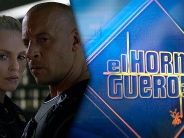 Charlize Theron y Vin Diesel visitarán el próximo jueves 'El Hormiguero 3.0'