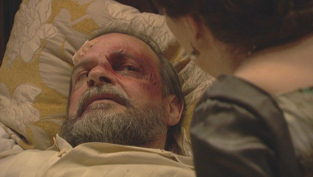 Raimundo despierta de su sueño sin reconocer a Francisca