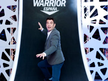 Arturo Valls, la cara más divertida de 'Ninja Warrior'