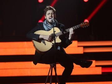 Juanma Jerez ilumina la noche con 'Solamente tú' de Pablo Alborán