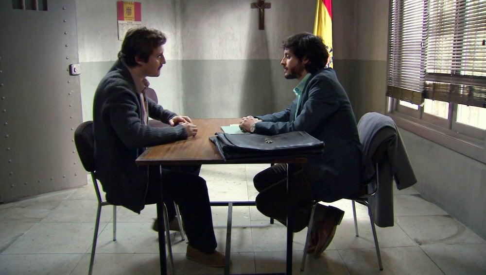 Ricardo no quiere volver a ver a Jaime