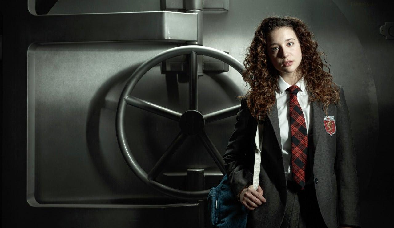 María Pedraza es Alison Parker