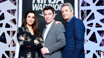 Antena 3 presenta 'Ninja Warrior', un supershow para toda la familia