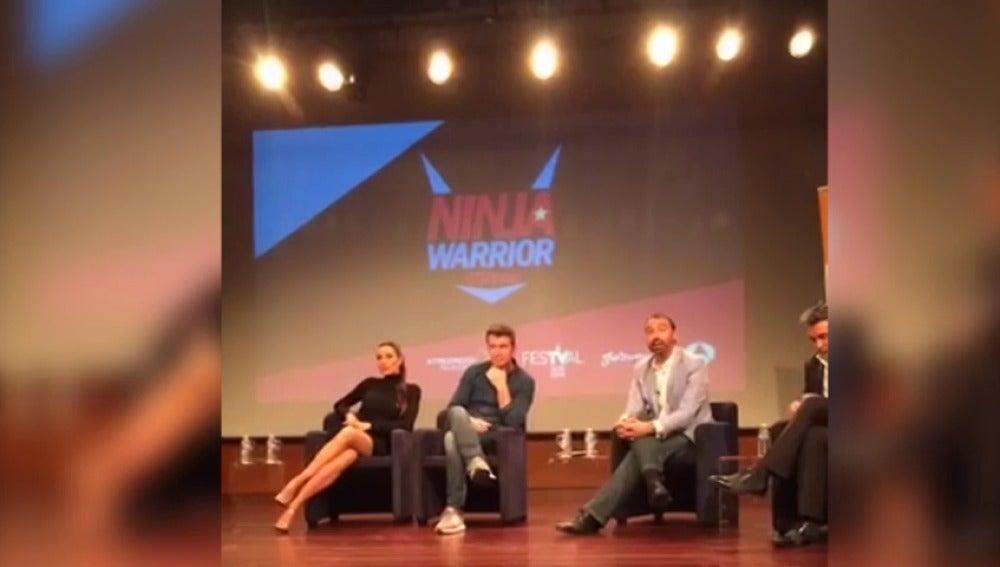 Frame 0.0 de: 'Ninja Warrior' contará con la participación de rostros conocidos